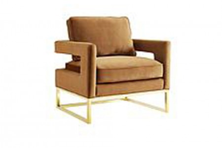 Gable Chair Brown