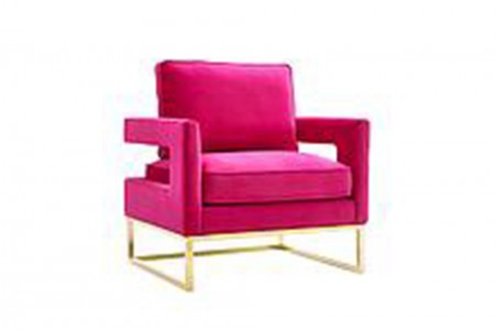 Gable Chair Pink
