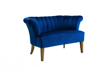 Gary Loveseat Blue