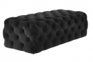 sinatra-tufted-bench-black-luxury-event-furniture-rental