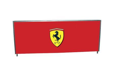8' Bar Custom Branding