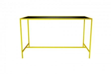 Communal-Table-Yellow