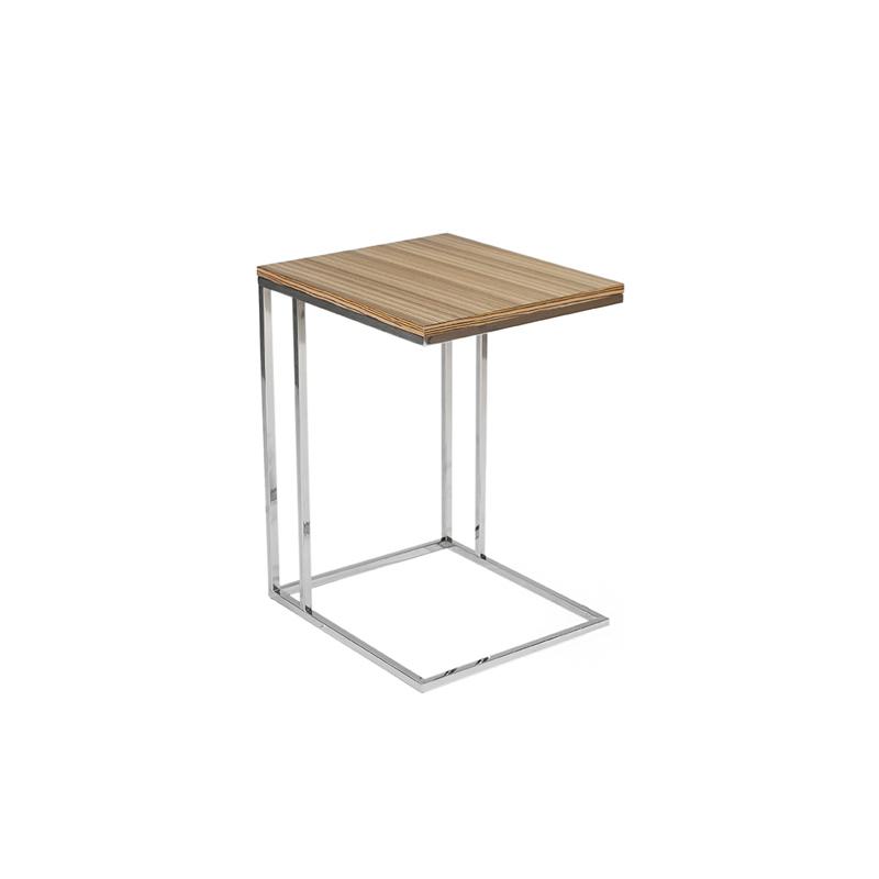 Metro Side Table Zebra. SALE! Lana Stable Zebra