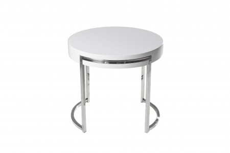 Candice side table 22w x 20 h