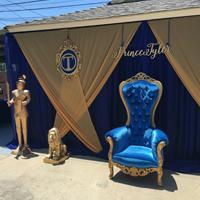 Royal Prince theme party, June 2016