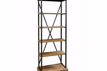 industrial 5 tier back bar