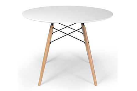 Retro Round Dining Table Lux Lounge Efr 888 247 4411