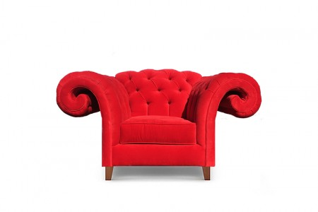 red chair2